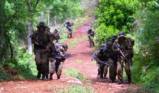 """Macri quiere que nuestras Fuerzas Armadas sean """"profesionales"""""""