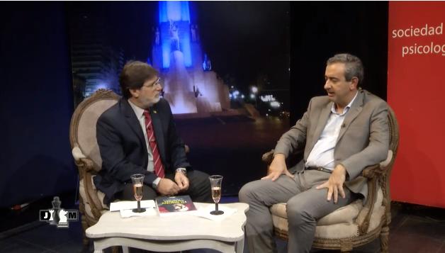 Pablo Javkin en el programa 735 de JACKE MATE habló de su Rosario
