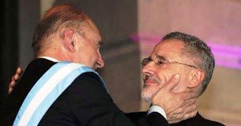 Omar Perotti ratificó a Saín al frente del Ministerio de Seguridad