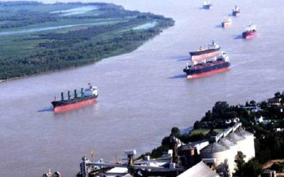 Covid 19: Barco sin cuarentena no opera en puertos del Paraná