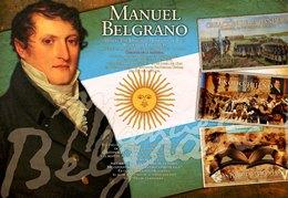 Reflexiones: 'Apuntes sobre la vida del General Manuel Belgrano'