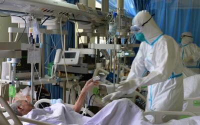 Coronavirus: Nuevo récord en el país con 48 muertes y 2.335 contagios