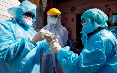 Con 24 casos, Santa Fe alcanzó en un día su record de infectados con Covid-19