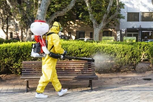 Confirman en Rosario 1.342 casos positivos de Dengue desde inicio de 2020