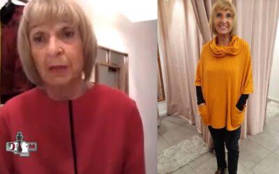 Betty Yumatle habló en Jacke Mate de tendencias en la moda invierno 2020