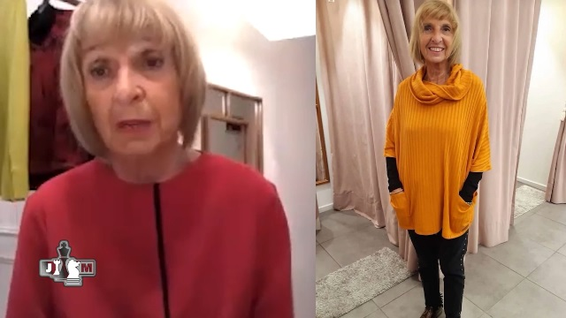 Betty Yumatle habló en Jacke Mate de tendencias en la moda invierno 2020