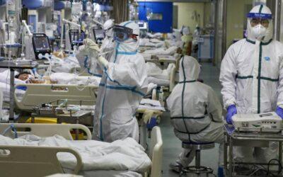 Coronavirus: Récord de fallecidos e infectados en la Argentina
