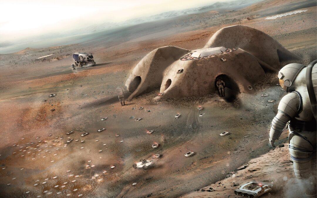 ¿Qué encontraremos los terrícolas en Marte?