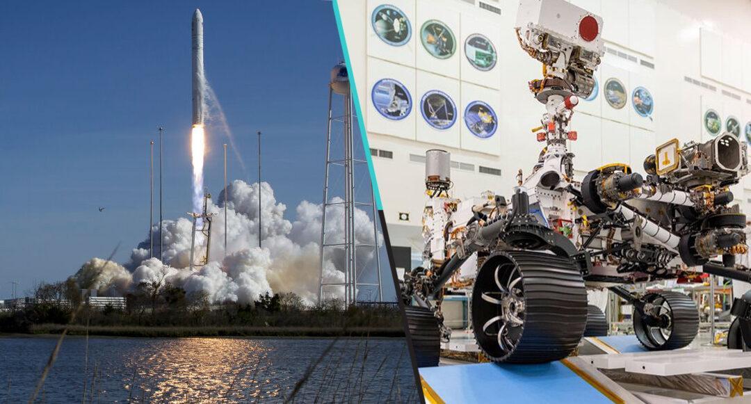 Con éxito lanzaron desde Cabo Cañaveral la misión 'Perseverance Rover'