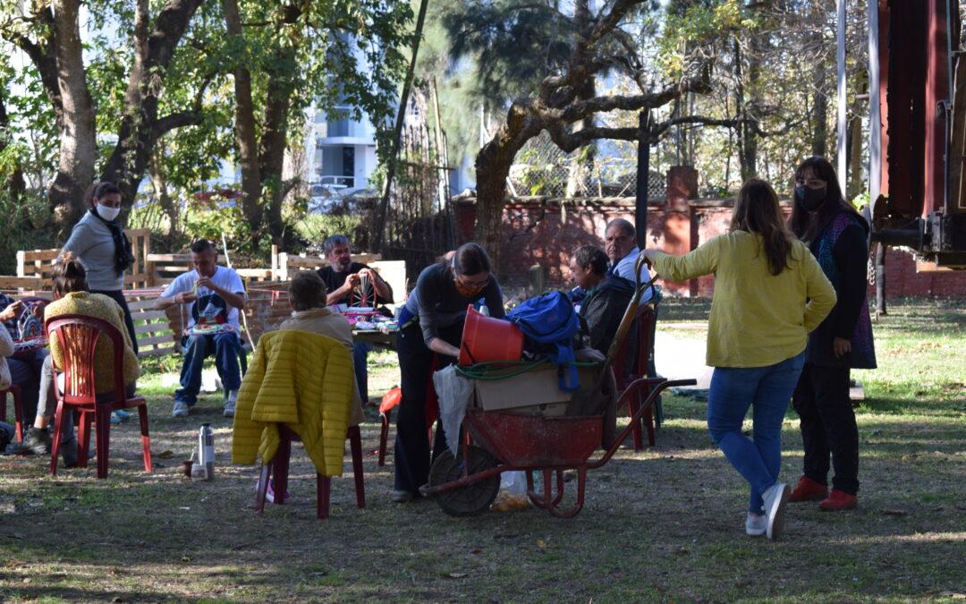 En Rosario aumentan la capacidad para alojar personas en situación de calle