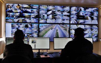 San Lorenzo cuenta con un centro de monitoreo con 103 cámaras panorámicas