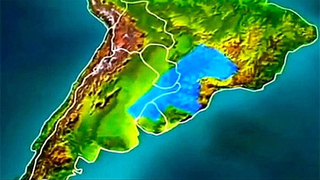 La Guerra del Agua: El Acuífero Guaraní puede ser un preciado botín