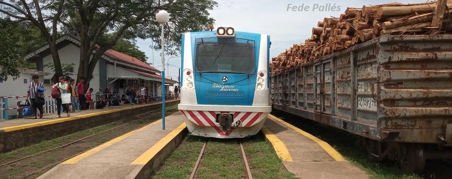 Resistencia recuperó servicio de trenes de pasajeros metropolitano, Santa Fe sigue durmiendo la siesta