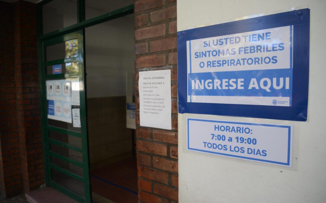 Pandemia: En Rosario ya se superaron los 2.900 casos positivos de Covid-19