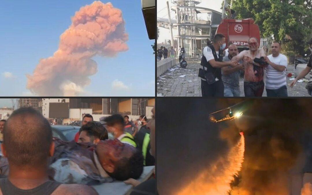 """El Líbano y la profundización de un """"Estado fallido"""" tras dos explosiones"""