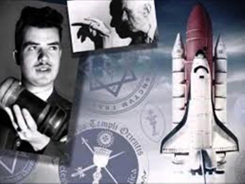 El ocultismo y la magia negra se infiltró en la NASA
