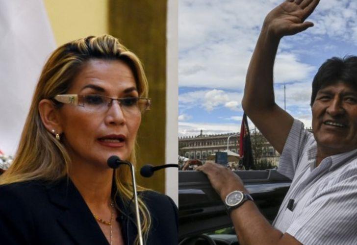 """Por """"acoso sistemático y abusivo"""" contra presidenta de Bolivia denunciaron a la Argentina en la ONU"""