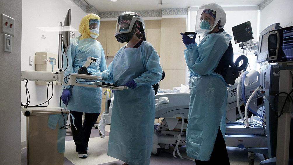 Pandemia: Santa Fe es el segundo distrito del país con mayor cantidad de casos positivos