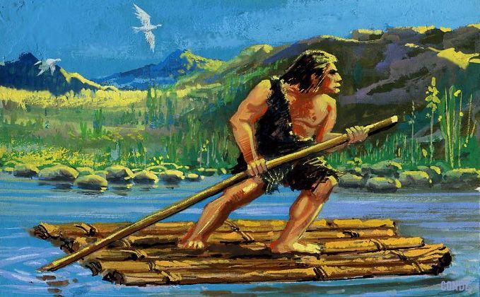 Los prehumanos tenían más habilidades para navegar