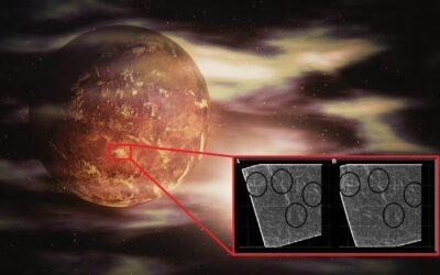 Hallazgo permite pensar que alguna vez hubo vida en el revolucionario Venus