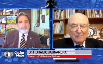 """Jaunarena: """"La Argentina no tiene el control de sus espacios soberanos"""""""
