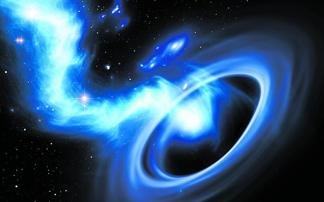 La singularidad: El corazón de los agujeros negros donde se rompen todas las leyes conocidas de la naturaleza