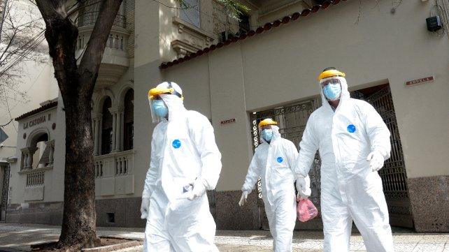 Triste récord: La Argentina, con 12.982 nuevos casos, superó este lunes el millón de contagiados por Coronavirus