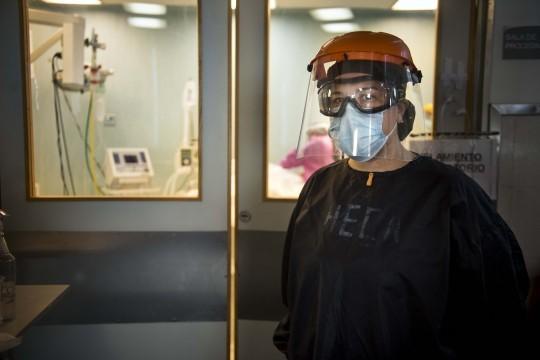 Pandemia: Tanto en Provincia como en Rosario la curva de contagios se mantiene ascendente