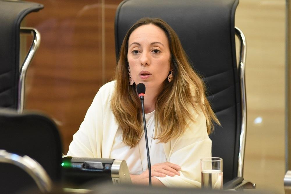 Portazo: Renata Ghilotti abandonó el bloque de 'Cambiemos' y armará su monobloque