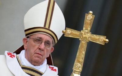 Inédito: Francisco apoya las uniones civiles entre personas del mismo sexo