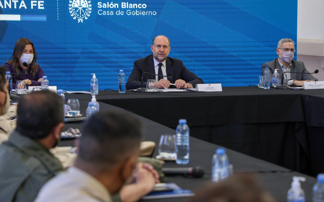 El Ministerio de Seguridad de Santa Fe ya tiene una 'Unidad Operativa' nacional en Rosario