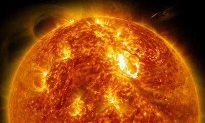 Astrofísicos investigan por qué la corona del Sol es cientos de veces más caliente que su superficie