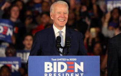 Joe Biden es el nuevo presidente de los Estados Unidos de Norteamérica