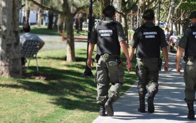 """Marcelo Saín ordenó a la Gendarmería que """"trabajen en seguridad preventiva"""""""