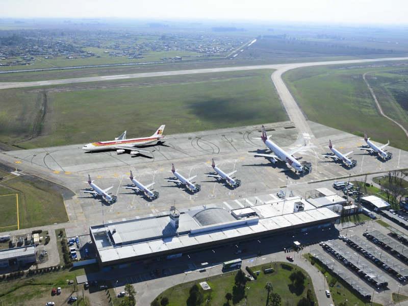 Importantes obras estructurales y del edificio central anunciaron para el Aeropuerto Internacional Rosario