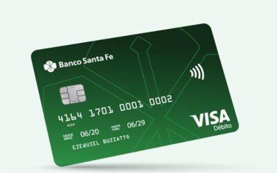 Banco de Santa Fe lanzó una importante promoción con su tarjeta de débito, y con premios también