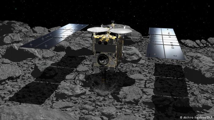 La sonda japonesa Hayabusa 2, tras seis años en el espacio, regresa con muestras de un asteroide
