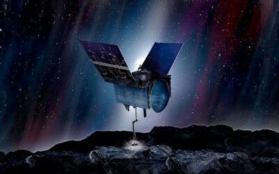 La sonda espacial OSIRIS-REX expuso elementos que dieron origen a la vida