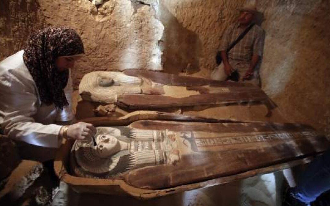 Las excavaciones en un palacio escondido y otros misterios a descubrir