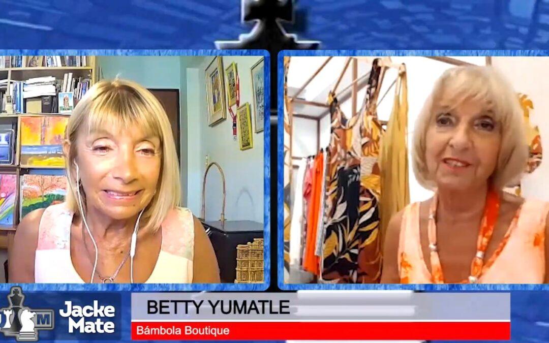 Las tendencias de la moda femenina de este verano 2021 se mostraron en Jacke Mate con Betty Yumatle