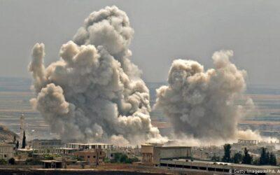 Joe Biden ordenó bombardeos sobre instalaciones del Hezbolá en Siria
