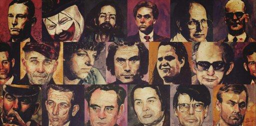 El escalofriante universo de los asesinos en serie