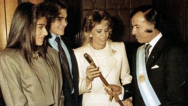 Murió Carlos Menem, el último ex presidente peronista y ex caudillo federal riojano