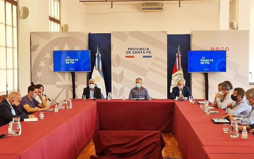 Ola de violencia y muertes motivó reunión de intendentes de la región con fiscales del MPA y representantes del área Seguridad