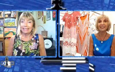 Betty Yumatle presentó las últimas tendencias en la moda femenina del verano 2021