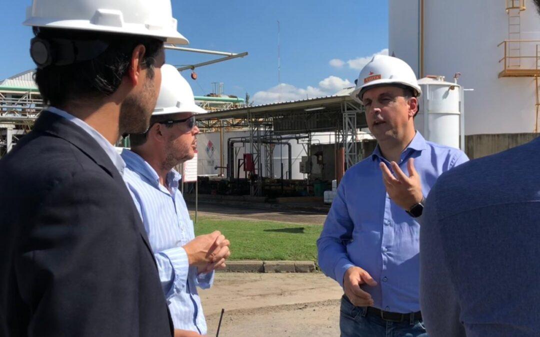 """""""Defender la industria de los biocombustibles es cuidar empleo santafesino"""""""