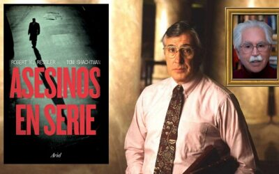 "Robert Ressler: ""La mente de un criminal serial no se desarrolla de golpe"""