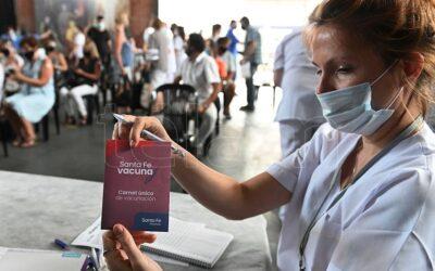 El programa de vacunación contra Covid-19 se acelera en el país con la llegada de miles de vacunas