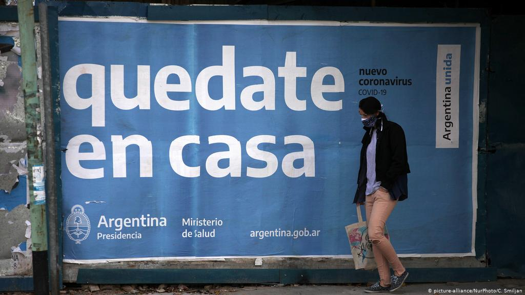 Coronavirus: El número de contagios superó los 25 mil casos y los muertos diarios no bajan de más de 500 en la Argentina