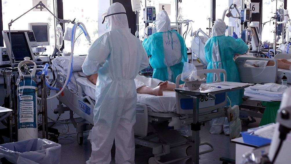 Argentina está al borde de superar los 30 mil contagios diarios y superar los 60 mil muertos por la Pandemia